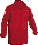 Stanno corporate all weather rain jacket Red