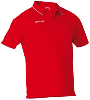 Stanno Polo shirt red