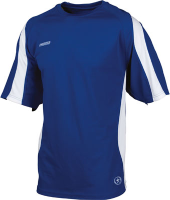 Prostar kinetic t-shirt click on image to enlarge  royal-white