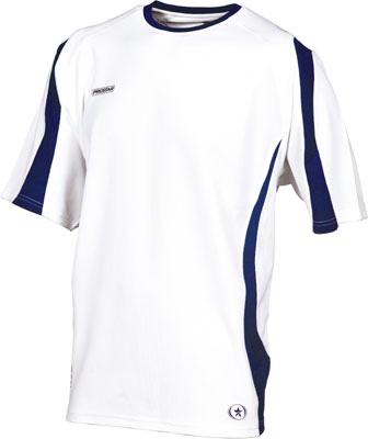 Prostar kinetic t-shirt click on image to enlarge white