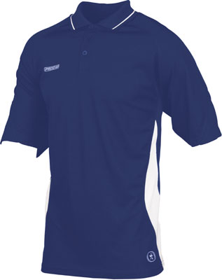 Prostar kinetics polo shirt click on image to enlarge navy