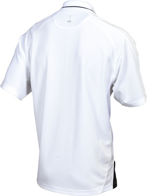 Prostar kinetics polo shirt click on image to enlarge back view