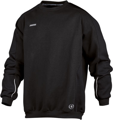 Prostar kinetics sweat top click on image to enlarge black