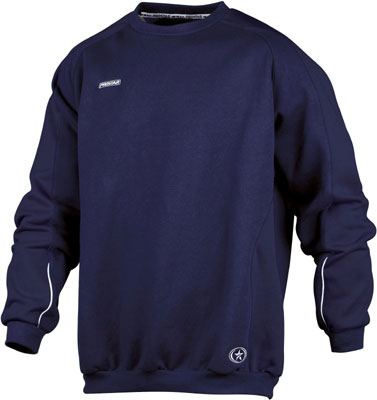 Prostar kinetics sweat top click on image to enlarge navy