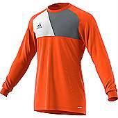 Adidas assita Goalkeepers jersey orange