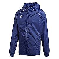 Adidas core rain jacket navy