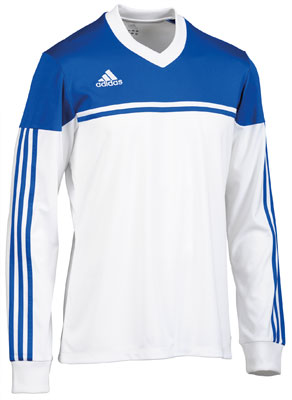 adidas autheno 12 football kit white-royal