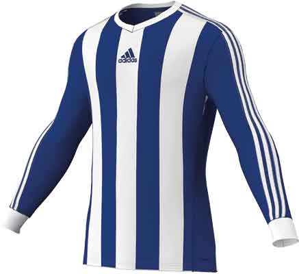 Adidas INSPIRED ESTRO 13 Football Jersey royal-white