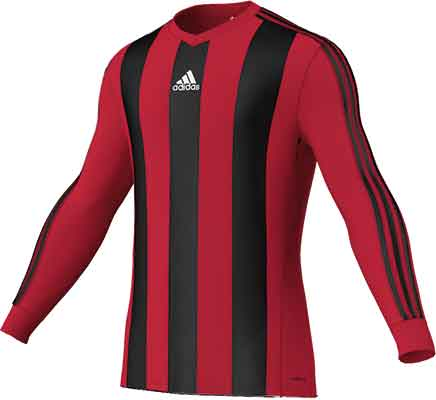 Adidas INSPIRED ESTRO 13 Football Jersey red-black