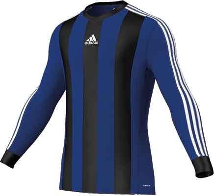 Adidas INSPIRED ESTRO 13 Football Jersey royal-black