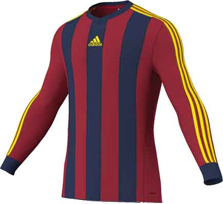 Adidas INSPIRED ESTRO 13 Football Jersey maroon-navy