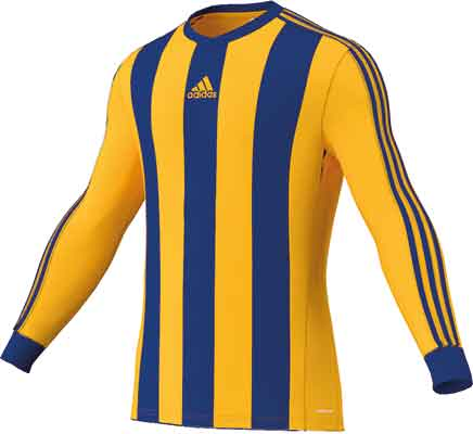 Adidas INSPIRED ESTRO 13 Football Jersey yellow-royal
