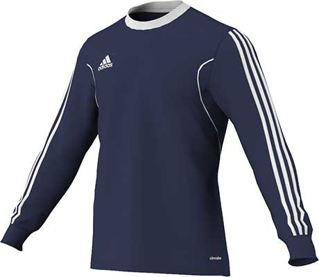 adidas squadra football jersey navy