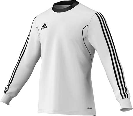 adidas squadra football jersey white