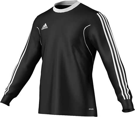 adidas squadra football jersey black