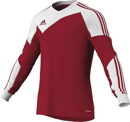 adidas toque 13 football jersey red