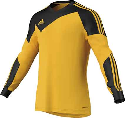 adidas toque 13 football jersey yellow
