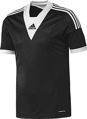 Adidas Campeon 13 football jersey black