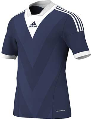 Adidas Campeon 13 football jersey navy