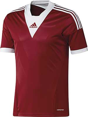 Adidas Campeon 13 football jersey red