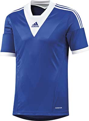 Adidas Campeon 13 football jersey royal