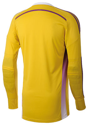 Adidas Onore Goalkeeper shirt back view