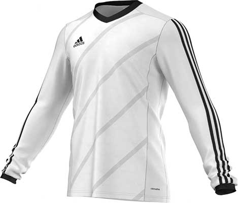 Adidas tabela 14 football kit white-black