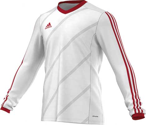 Adidas tabela 14 football kit white-red