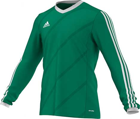 Adidas tabela 14 football kit green