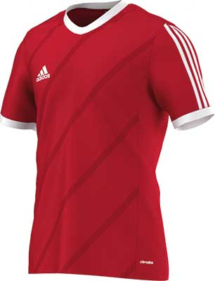 Adidas tabela 14 football kit short sleeve