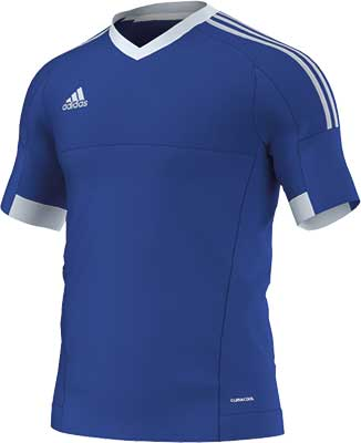 Adidas Tiro 15 jersey royal-white