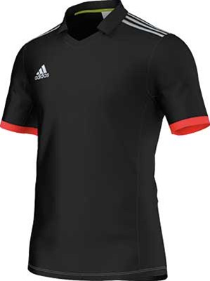 Adidas Volzo football jersey Black
