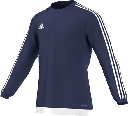 Adidas Estro 15 football jersey navy