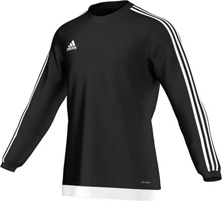 Adidas Estro 15 football jersey black