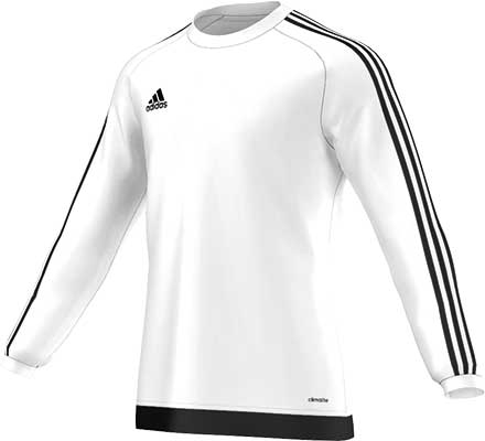 Adidas Estro 15 football jersey white
