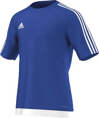 Adidas Estro 15 football jersey royal-white