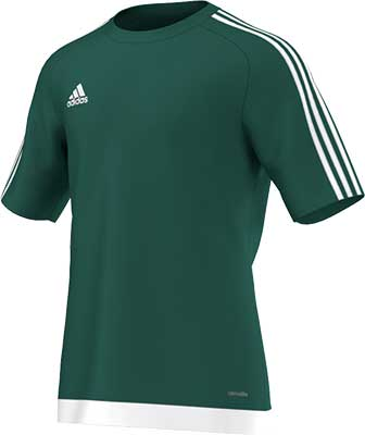 Adidas Estro 15 football jersey green