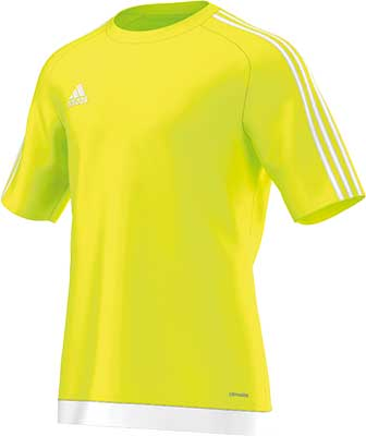 Adidas Estro 15 football jersey yellow