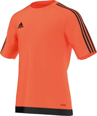 Adidas Estro 15 football jersey orange