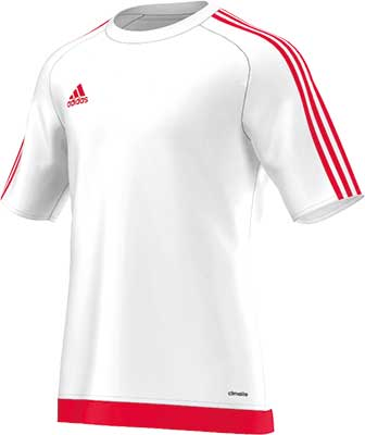 Adidas Estro 15 football jersey white-red