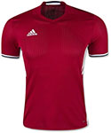 Adidas Condivo 16 jersey red