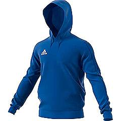 Adidas Tiro 17 Hooded top Royal