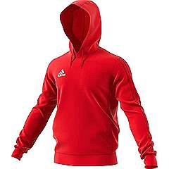 Adidas Tiro 17 Hooded top Red