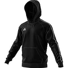 Adidas Core Hooded top Black