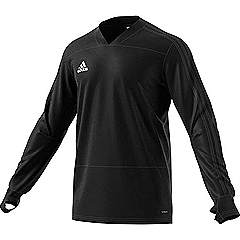 Adidas condivo 18 Training Sweat Top Black