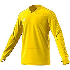 Adidas condivo 18 Training Sweat Top Yellow