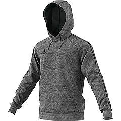 Adidas Core Hooded top Grey