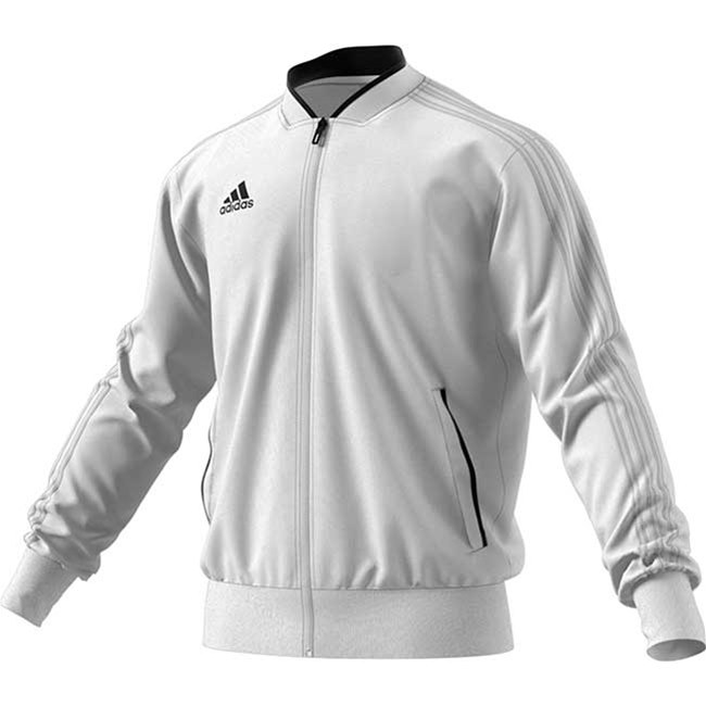 official photos a2864 dad36 Adidas Condivo 18 PES jacket white