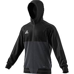 Adidas Tiro 17 Presentation jacket black/Grey