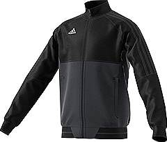 Adidas Tiro 17 PES jacket Black/Grey